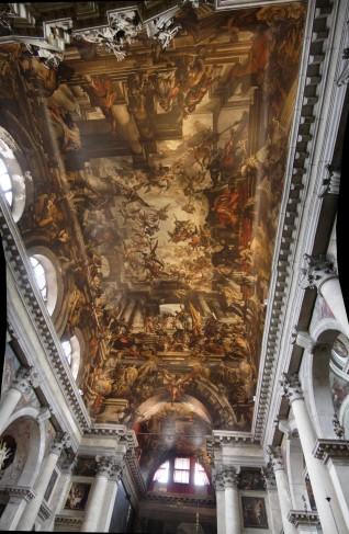 The_Martyrdom_and_Apotheosis_of_St_Pantalon_-_Gian_Antonio_Fumiani_-_San_Pantalon_-_Venice