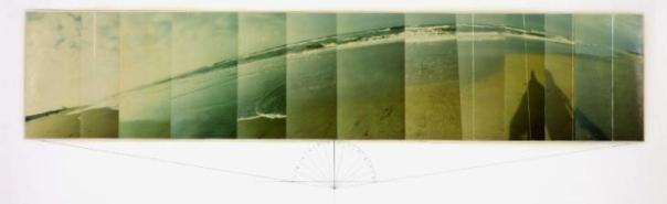 Panorama Dutch Mountain 12 x 15? Sea II A 1971 Jan Dibbets born 1941 Purchased 1973 http://www.tate.org.uk/art/work/T01745