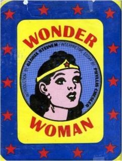 wonder woman gloria steinem essay